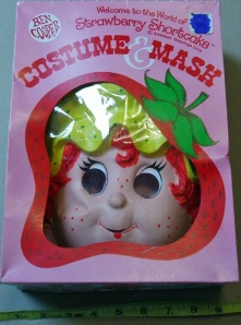 We used to buy whole costumes in a little box like this.
