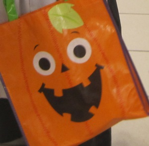 Bags for our 3 pcs of candy.