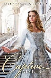 Melanie's latest novel, The Captive Maiden.