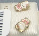 Hello Kitty Earrings.