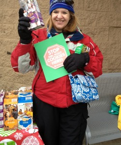 """Girl Scout Cookie """"Booth Sale"""""""