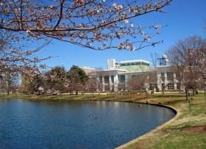 Big Spring Park in Huntsville, Alabama.