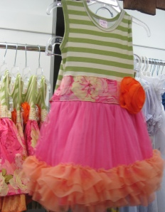 Adorable Easter dress.