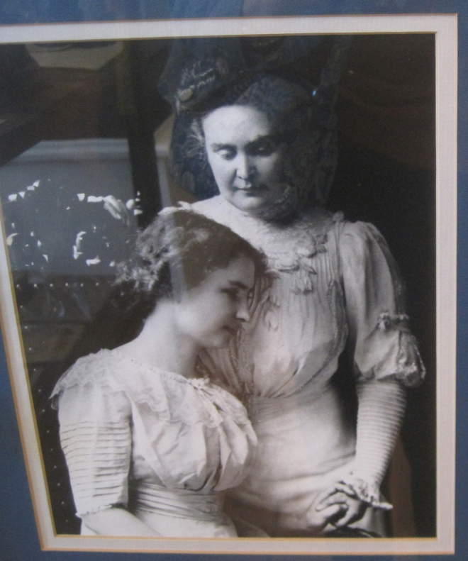 Helen and Anne.