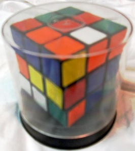 Did you have a Rubik's Cube?