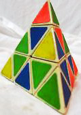 I think I had one of these triangle cubes when I was a kid, too.
