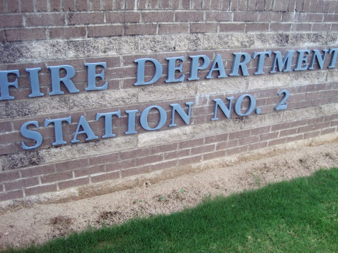 Fire Station.  In remembrance of our public service heroes who lost their lives on September 11th.