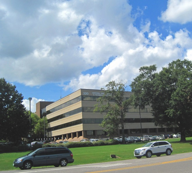 One of the many companies in Research Park.