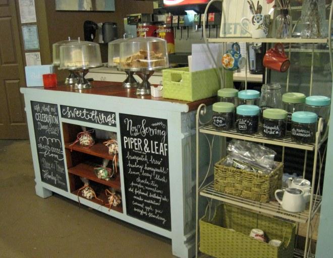 The Marketplace Cafe.