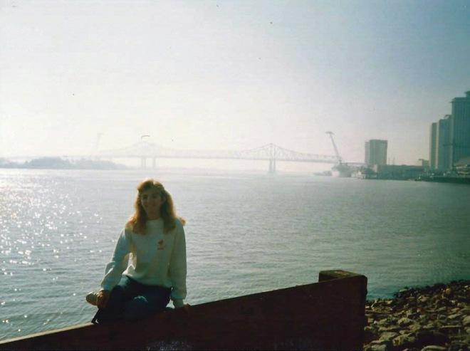 Me at the River Walk.