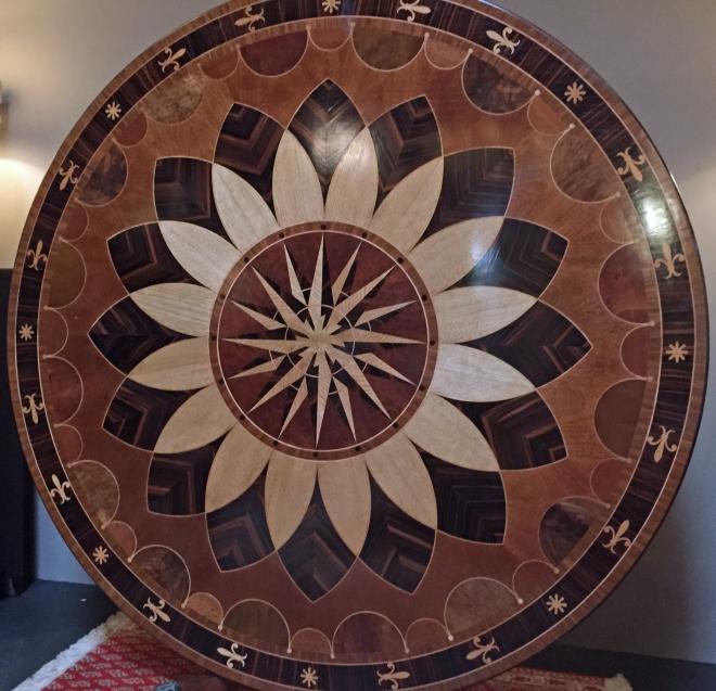 Florentine table, circa 1700's