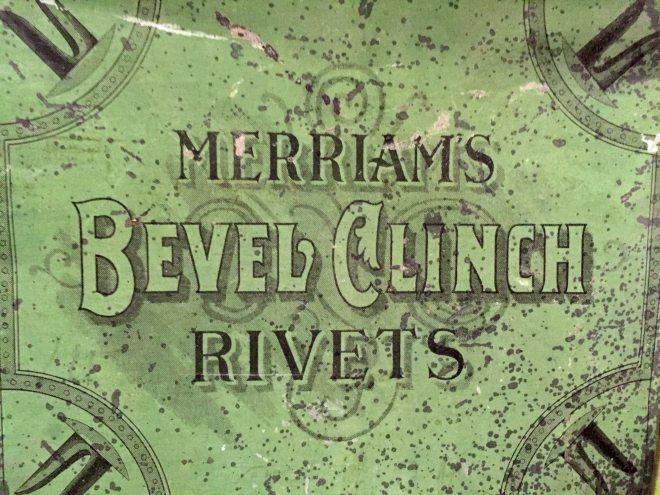 Merriams_bevel_clinch_rivets